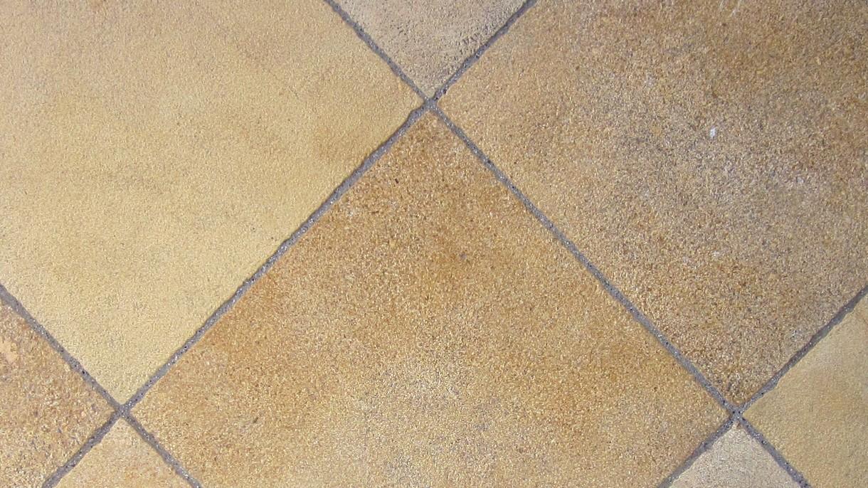 ADEN BEIGE, Bodenplatten, antikisiert, 80 x 80 x 3 cm
