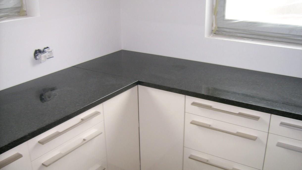 NERO AFRICA IMPALA, Küchenarbeitsplatten, poliert