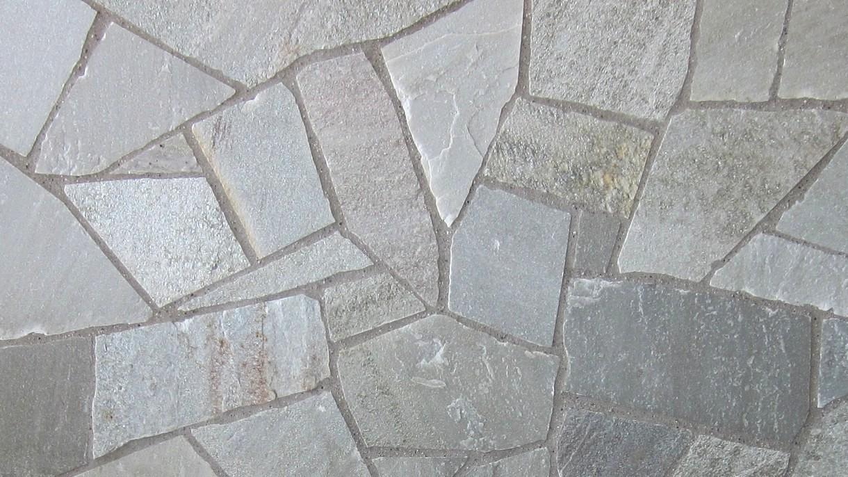 SOLEADO SMG, Polygonalplatten, gespalten, Normalformat mittel x 3-5 cm