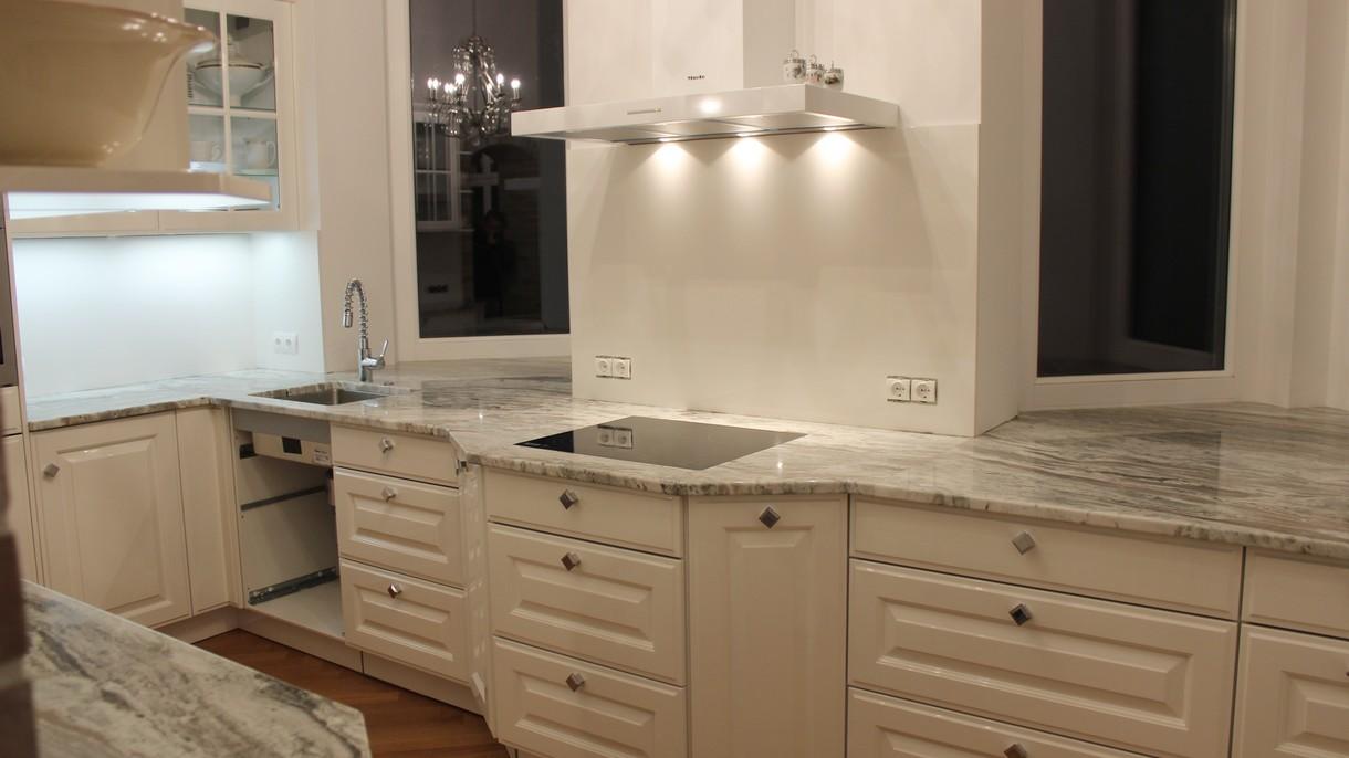 TERRABIANCA, Küchenarbeitsplatten, poliert